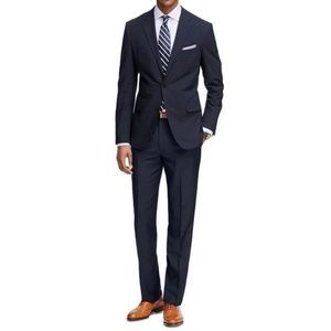 BRAVEMAN Suits & Blazers - Navy Blue Braveman 2 piece suit